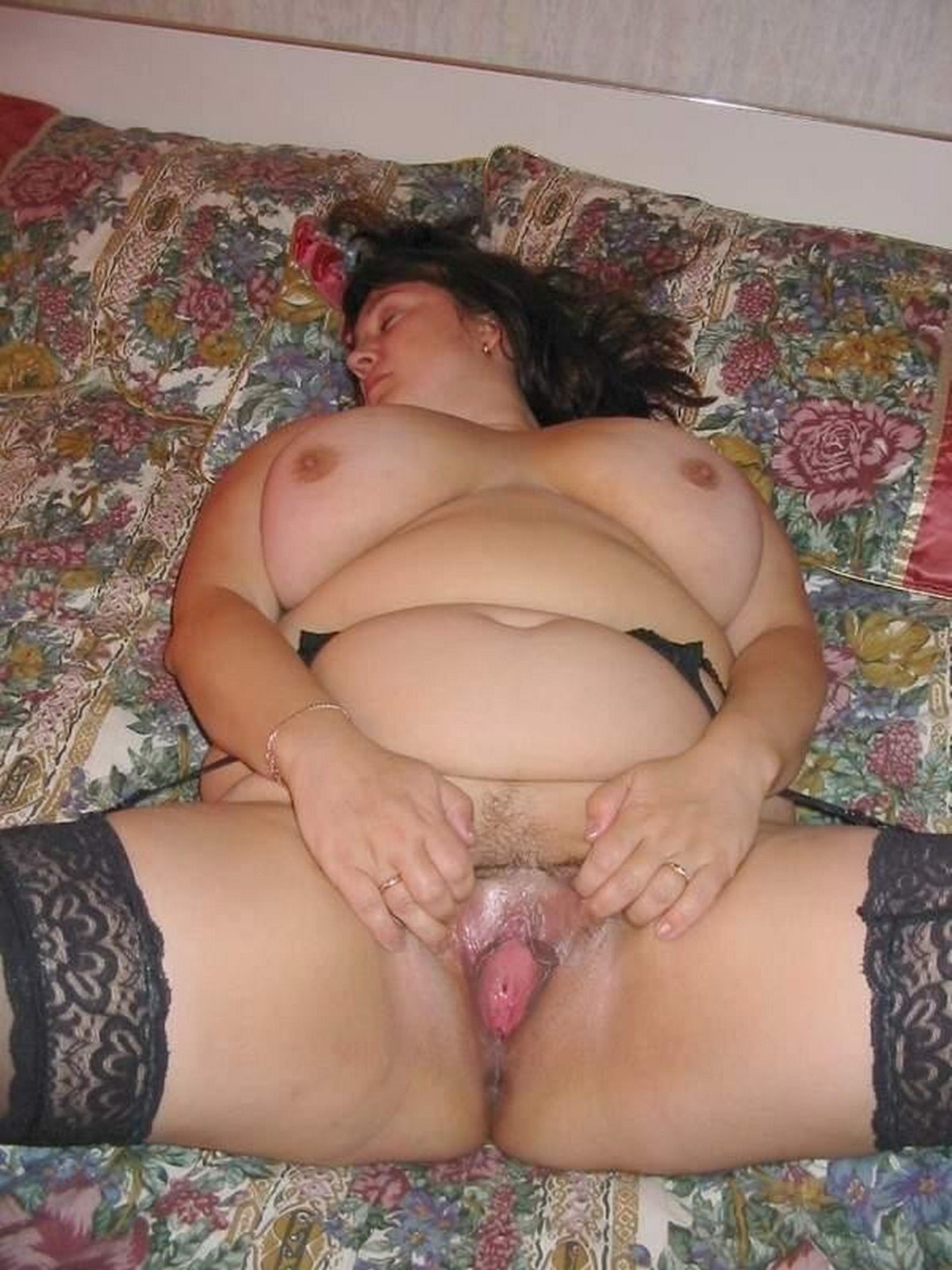 There's Chubby babe fuck vid