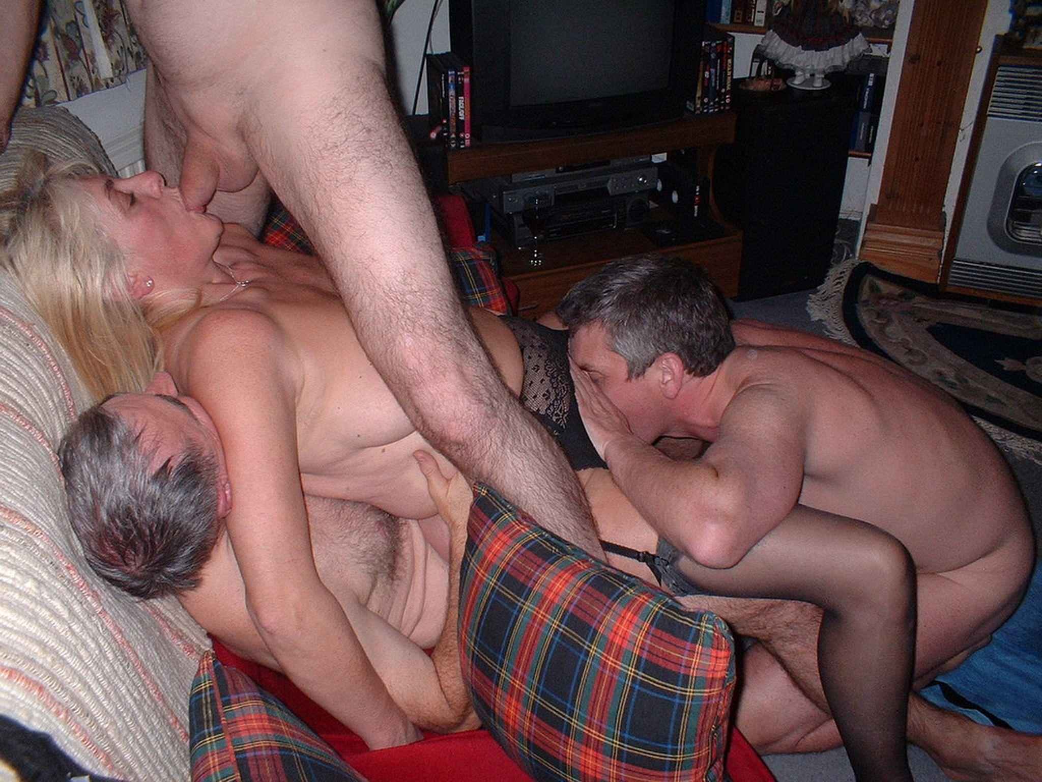 домашние оргии зрелых